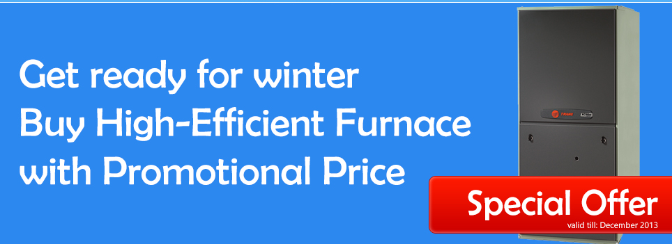 Heating and cooling Toronto-Heating and cooling Mississauga services provider